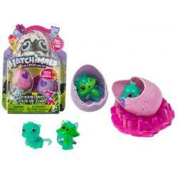 Hatchimals - set 2 zvieratok vo vajíčku