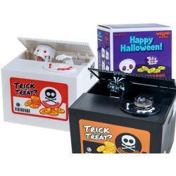 Interaktívna pokladnička Halloween