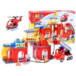 JDLT stavebnica hasiči