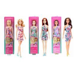 Barbie bábika v letných šatách