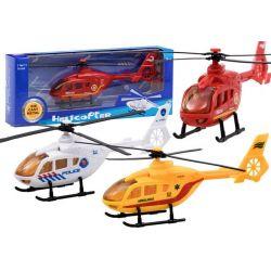 Vrtuľník 3 druhy