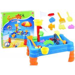 Detský stolík, pieskovisko 2v1