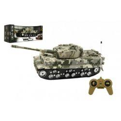 Tank TIGER, na diaľkové ovládanie