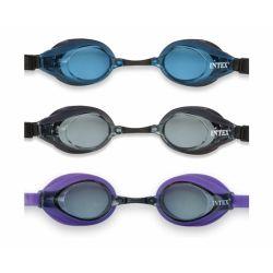 Plavecké silikónové okuliare