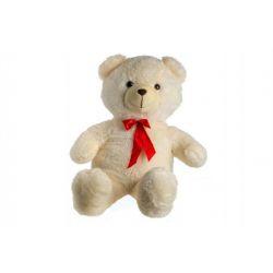 Plyšový medveď s mašľou, 100cm