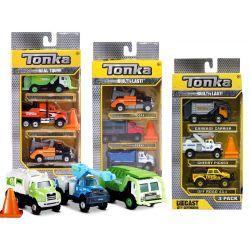 Tonka Chuck set nákladných áut