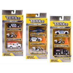 Tonka Chuck set policajných áut