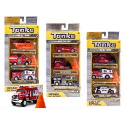 Tonka Chuck set hasičských áut