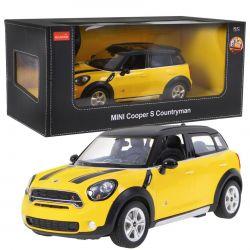 Auto Mini Countryman na diaľkové ovládanie žlté