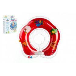 Flipper- nákrčník na plávanie, červený