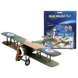 Revell model lietadla SPAD XIII C-1