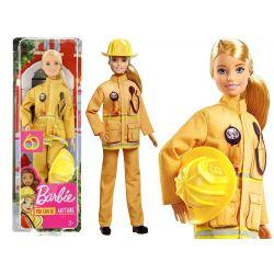 "Barbie bábika hasička ""You can be anything"""