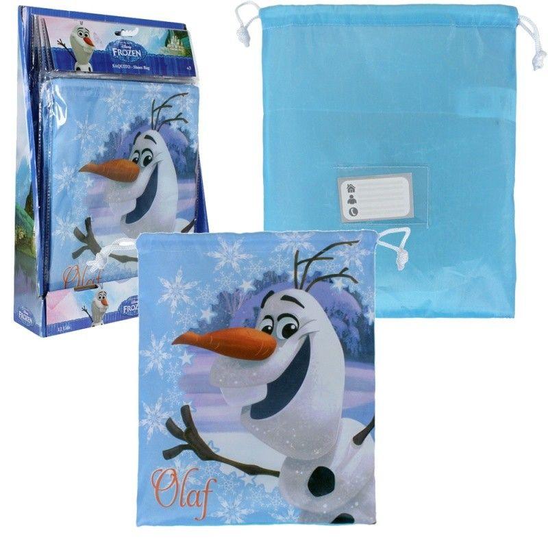 DISNEY Frozen- Zaťahovacie vrecúško, Olaf