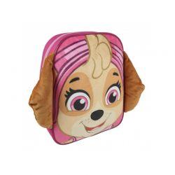 Detský plyšový 3D batoh- Paw Patrol