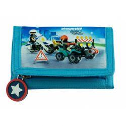 PLAYMOBIL® Police- Detská športová peňaženka