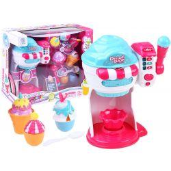 Detský cukrársky stroj na výrobu zmrzliny