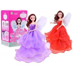 Spievajúca tancujúca svietiaca víla/bábika