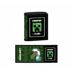 MINECRAFT- Športová detská peňaženka