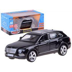Bentley Bentayga kovové športové autíčko  1:32 so svetlom a zvukom, licencia