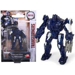 Transformers – kovová figúrka Barricade Robot