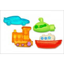 Výroba mydla: Doprava