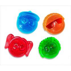 Výroba mydla: Smajlíci