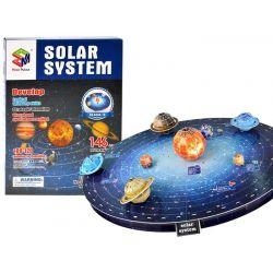 3D Puzzle – Slnečná sústava