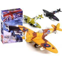 Plastový model lietadla – skladačka, 1:48, 6 modelov
