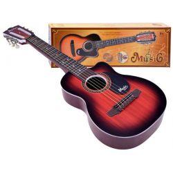 Detská strunová gitara 68cm, 2 farby
