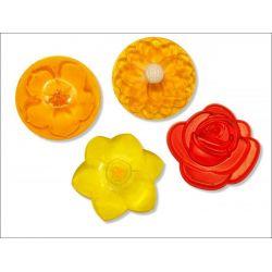 Výroba mydla: Kvetiny