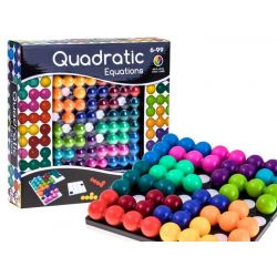 Quadratické smart Tetris