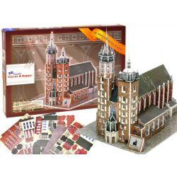 3D Puzzle – Bazilika Nanebovzatia Panny Márie Krakov