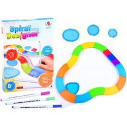 Spiral Designer – detský spirograf na kreslenie