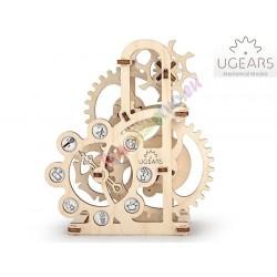 UGEARS  - pohyblivé drevené 3D puzzle, Dynamometer