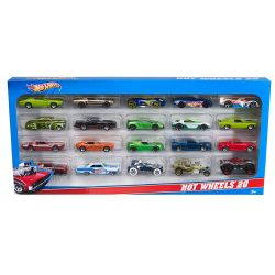 Set 20ks angličák Hot Wheels