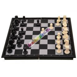 Magnetický šach 2v1