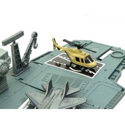 Veľká Lietadlová loď + lietadlá a príslušenstvo, 86cm