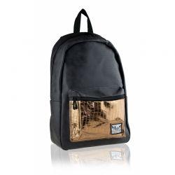 HASH®- Glamour, koženkový batoh