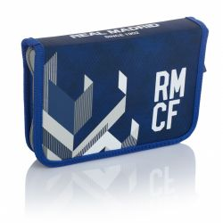 REAL MADRID Blue- Vyklápací peračník