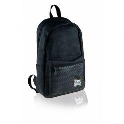 HASH®- Black Angel, koženkový batoh