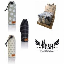 HASH® Geo- Zaťahovacie puzdro, mix vzorov