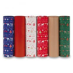 Vianočný bal. papier SADOCH, 2m Nordico