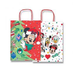 Vianočná darčeková taška SADOCH Alegra Disney L