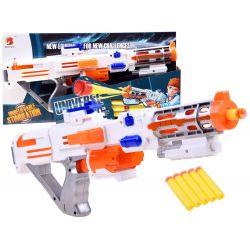 SHOTGUN: Pištoľ na penové náboje