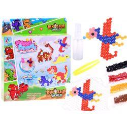 Magic Beads: vodné koráliky, Dinosaury
