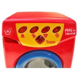 Veľká detská automatická práčka so sušičkou a funkciami, 2 farby
