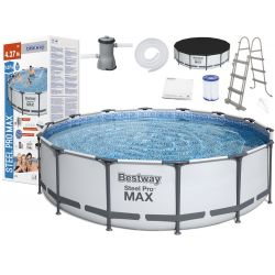 Bestway 56950, bazén 427x107 cm, 6v1