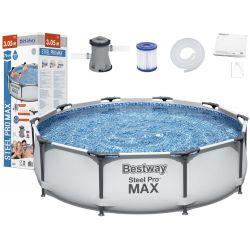 Bestway 56408 bazén s konštrukciou 305 x 76 cm 4v1
