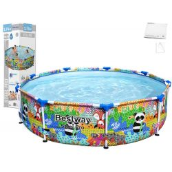 Detský  bazén ZOO Bestway 5612F