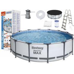 Bestway 56438 bazén s konštrukciou 457 x 122 cm